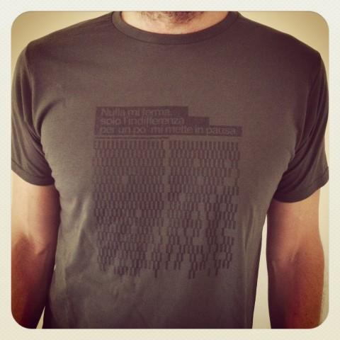 t-shirt nulla mi ferma