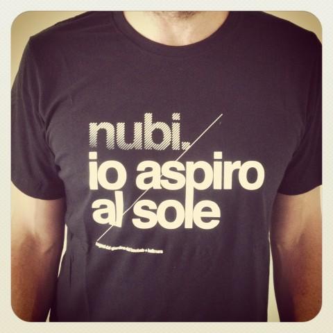t-shirt aspiro al sole
