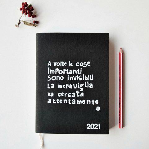 agenda giornaliera 2021