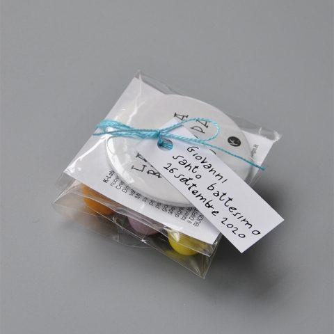 bomboniera calamite + confetti